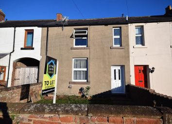 Thumbnail 2 bed terraced house to rent in Brisco View, Carleton, Carlisle