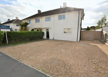 Thumbnail 3 bed semi-detached house for sale in Glebe Road, Didcot