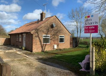 Thumbnail 2 bedroom detached bungalow for sale in Kings Avenue, Highworth, Swindon
