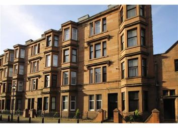 Thumbnail 3 bed flat for sale in Hutton Drive, Glasgow, Glasgow