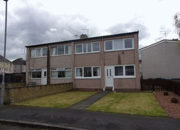 Thumbnail 2 bed semi-detached house for sale in Mincher Crescent, Motherwell