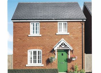 Thumbnail 3 bed detached house for sale in Plot 39, Moorland Glade, Hillmorton, Rugby