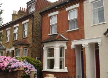 Thumbnail 3 bed terraced house to rent in Osterley Park View Road, Hanwell, London