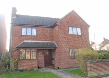 Thumbnail 3 bed detached house to rent in Stanton Road, Ashbourne, Ashbourne