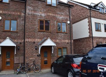 Thumbnail 3 bed town house to rent in Harden Mews, Doncaster
