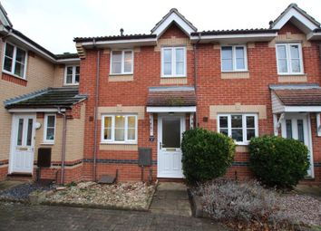 Thumbnail 2 bedroom terraced house for sale in Morton Close, Ely