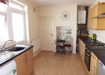 Thumbnail 3 bed terraced house to rent in Gelli Road, Llanelli