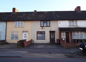 Thumbnail 2 bed terraced house to rent in Rugby Road, Rugby Road