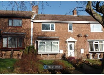 Thumbnail 3 bed terraced house to rent in Gilbert Road, Peterlee