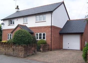 Thumbnail 3 bed detached house to rent in Buckley Lane, Willaston, Neston