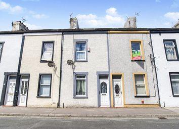 Thumbnail 3 bedroom terraced house for sale in Newton Street, Millom