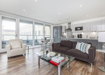 Thumbnail 2 bed flat to rent in Empire Heights, New Cross Road, London