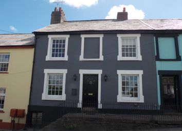 Thumbnail 4 bed terraced house to rent in St. Thomas Road, Launceston