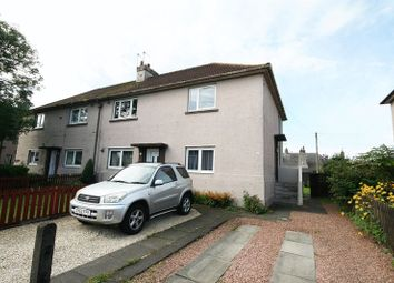 Thumbnail 2 bed flat for sale in Montrave Crescent, Leven