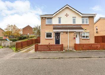 Thumbnail 2 bed semi-detached house for sale in Murray Crescent, Wishaw