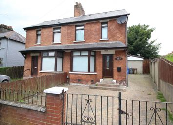 Thumbnail 3 bed semi-detached house for sale in Deerpark Drive, Belfast