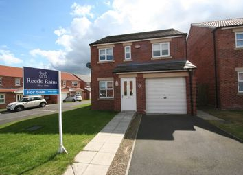 Thumbnail 4 bedroom detached house for sale in Raines Court, Middlesbrough