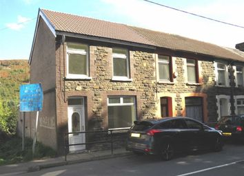 Thumbnail 3 bed end terrace house to rent in Abercynon Road, Abercynon, Mountain Ash