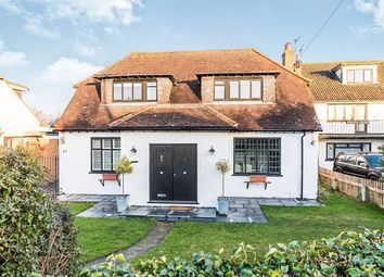 Thumbnail 4 bed detached house for sale in Lewis Road, Istead Rise, Gravesend