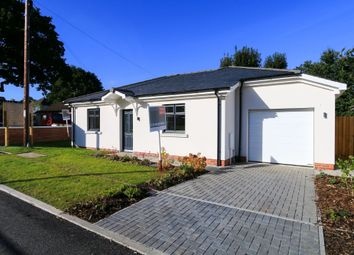 Thumbnail 3 bed detached bungalow for sale in Tracey Vale, Bovey Tracey, Newton Abbot