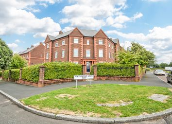 Thumbnail 2 bed flat to rent in Pewterspear Green Road, Appleton, Warrington