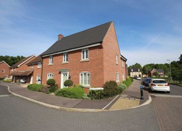 Thumbnail 4 bed detached house for sale in Browning Copse, Bracknell