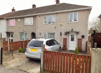 Thumbnail 3 bed end terrace house to rent in Birks Road, Mansfield