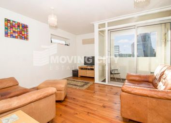 Thumbnail 1 bedroom flat for sale in Petticoat Tower, Aldgate