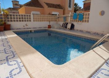 Thumbnail 2 bed detached house for sale in Detached Villa With Pool, El Galan, Villamartin, Alicante, 03189