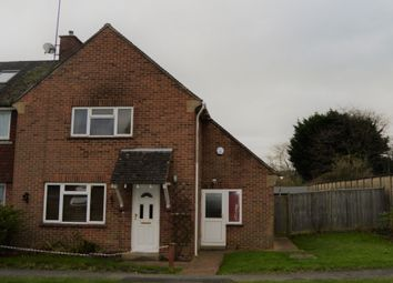 Thumbnail 2 bed end terrace house to rent in Anchor Field, Ringmer