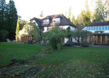 Thumbnail 6 bed detached house to rent in Titlarks Hill, Sunningdale, Ascot