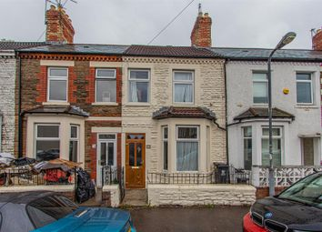 Thumbnail 2 bed property for sale in Cottrell Road, Roath, Cardiff