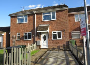 Thumbnail 2 bed terraced house for sale in Tennyson Way, Thetford