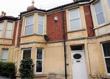 Thumbnail 2 bed terraced house for sale in Elm Road, Horfield