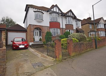 Thumbnail 4 bed semi-detached house for sale in Oxford Road, Gillingham
