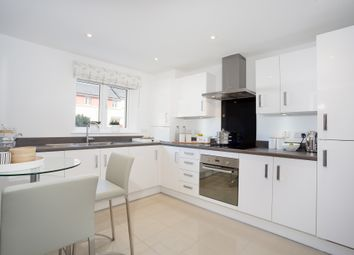 Thumbnail 2 bed flat for sale in Stowe House, Northstowe