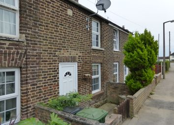 Thumbnail 2 bedroom terraced house for sale in Mill Road, Walpole Highway, Wisbech