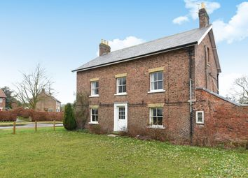 Thumbnail 6 bed farmhouse for sale in Carr Lane, Sutton-On-The-Forest, York