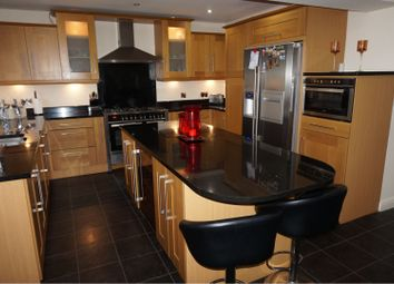 Thumbnail 4 bed semi-detached house to rent in Shrewsbury Road, Sale