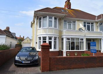Thumbnail 5 bed semi-detached house for sale in Lougher Gardens, Porthcawl