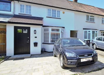 Thumbnail 3 bed terraced house for sale in Moortown Road, Watford