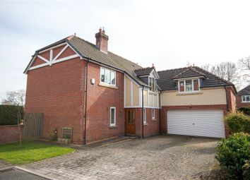 Thumbnail 5 bed detached house for sale in Willow House, 15 Scotby Grange, Scotby, Carlisle, Cumbria