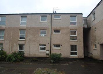 Thumbnail 2 bedroom flat for sale in Oak Road, Abronhill, Cumbernauld, North Lanarkshire