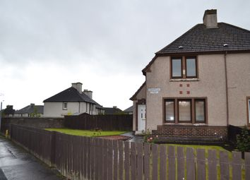 Thumbnail 2 bed semi-detached house for sale in Adamson Street, Bellshill