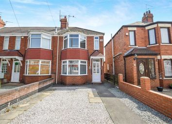 Thumbnail 2 bed terraced house for sale in Reldene Drive, Hull