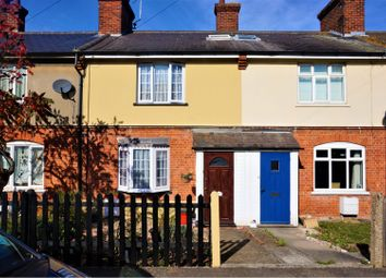 Thumbnail 2 bed terraced house for sale in Foster Road, Harwich