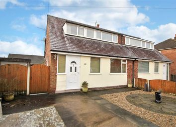 Thumbnail 2 bed semi-detached bungalow for sale in Barn Croft, Penwortham, Preston
