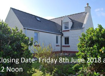 Thumbnail 3 bed detached house for sale in 5 Claddach Carinish, Isle Of North Uist