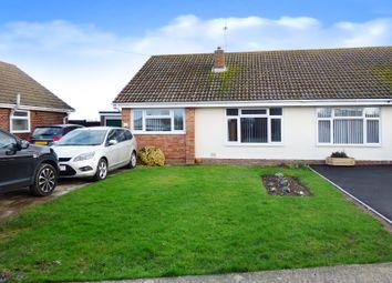 Thumbnail Semi-detached bungalow for sale in Stratton Court, Bognor Regis
