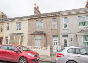 Thumbnail 3 bed terraced house for sale in Julian Street, Cattedown, Plymouth